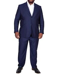 Tooting & Brow Anzug Pierlo Marineblau