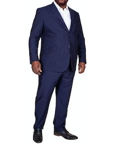 Tooting & Brow Nesta Anzug Marineblau