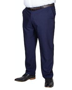 Tooting & Brow Nesta Anzughose Marineblau