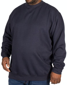 D555 Essential Sweatshirt Navy
