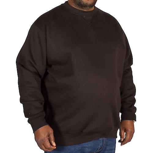 D555 Essential Sweatshirt Black