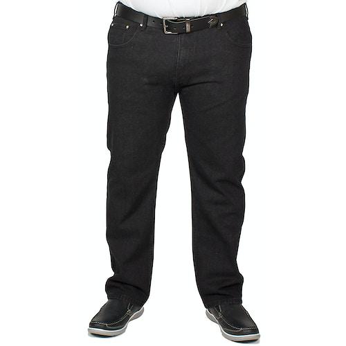 Bigdude Jeans Black