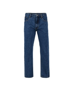 KAM Tall Fit Jeans Stonewash