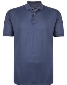 KAM Sports Polo Shirt Navy