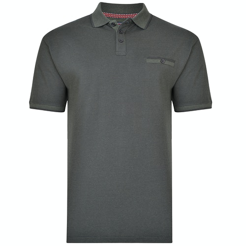 KAM Poloshirt Grün