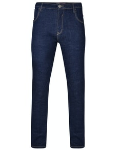 KAM Javier Stretch Fashion Jeans Indigo