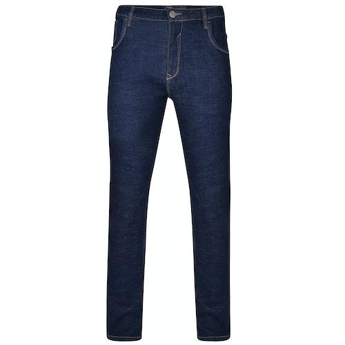 KAM Javier Stretch Fashion Jeans Indigo