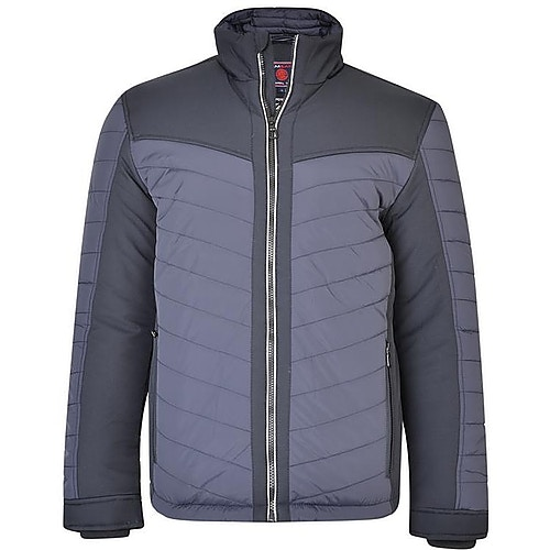 KAM Soft Shell Performance Jacket Navy