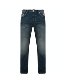 KAM Jeans Ruben Blau Tall Fit