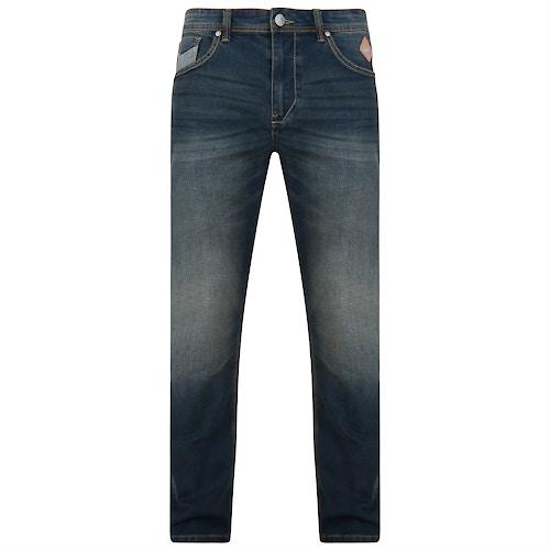 KAM Jeans Ruben Blau Tall Fit