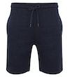 Loop Back Jogger Shorts Navy