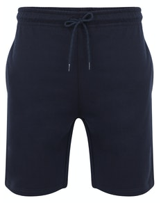 Bigdude Loop Back Jogger Shorts Navy