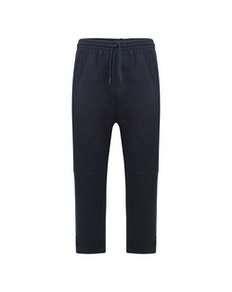 Espionage Open Hem Joggers Navy