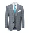 Jacket Grey/Teal