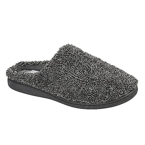 Zedzzz Noah Soft Touch Slipper Grey