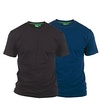 Navy and Black Multipack TShirts