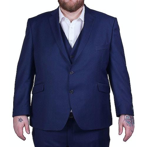 Ink Blue Scott Jacket