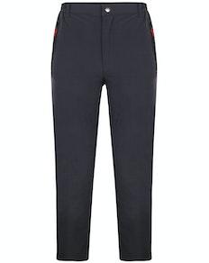 Bigdude Water Repellent Walking Pants Charcoal