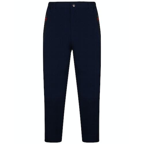 Bigdude Water Repellent Walking Pants Navy