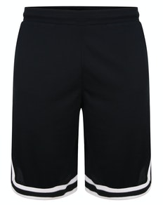 Bigdude Performance Shorts Schwarz