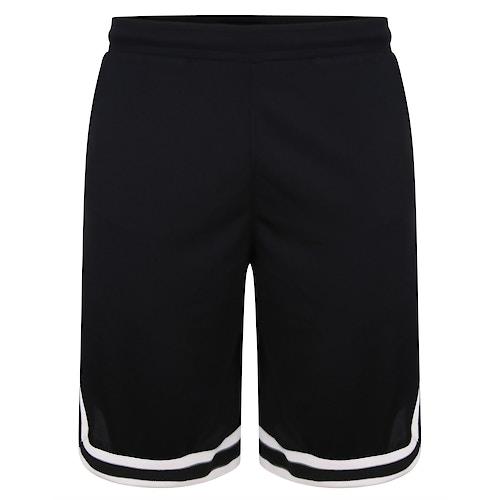 Bigdude Performance Shorts Black