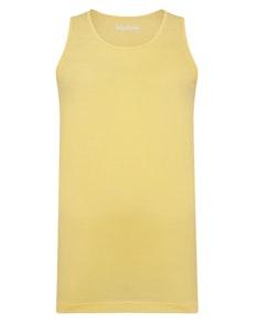 Bigdude klassisches Poloshirt Gelb