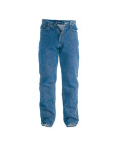 Duke Rockford Comfort Fit  Blue Stonewash Jeans