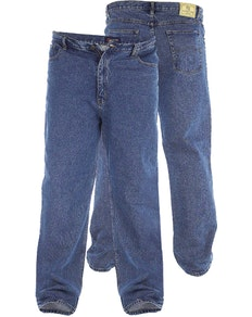 Tall Duke Rockford Comfort Fit Jeans