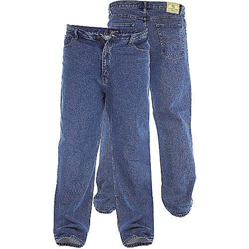 Hohe Duke Rockford Bequeme Passform Jeans