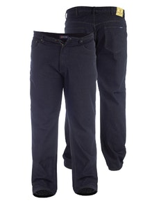 Tall Duke Rockford Dark Comfort Fit Jeans