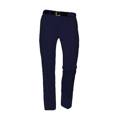 Carabou Classic Belted Chino Navy
