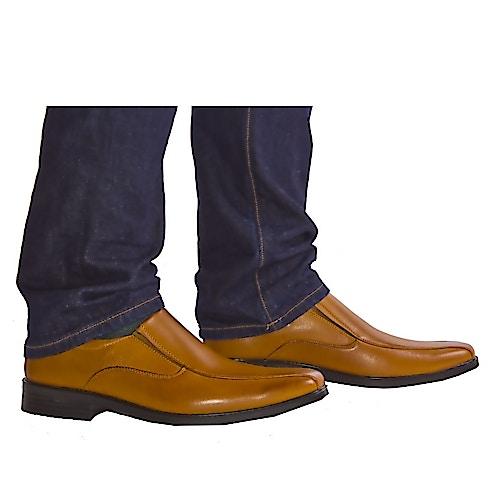 Shoe Avenue Sole Brenner Slip-on Tan Shoe