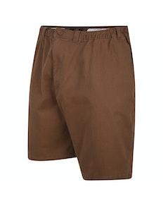 Espionage Stretch Rugby Shorts Cinnamon