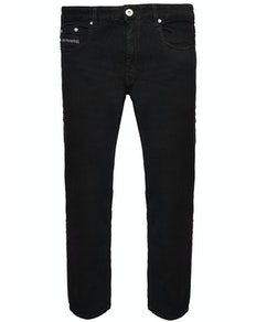 Bigdude Stretch Pocket Detail Jeans Black