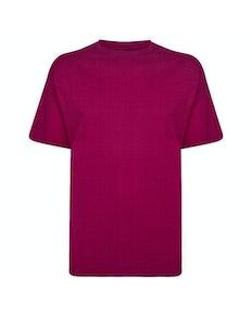Espionage Plain T-Shirt Magenta