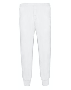 Bigdude Thermal Long Johns White