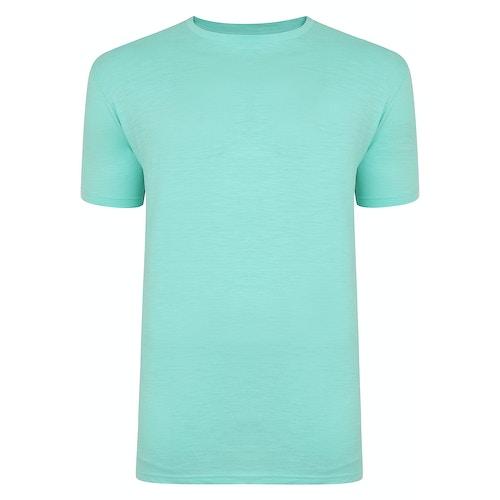 Bigdude Vintage T-Shirt Grün Tall Fit