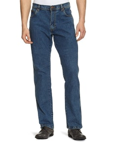 Wrangler Stretch Jeans Texas Stonewash