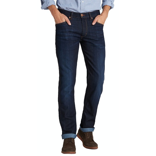 Wrangler Greensboro Stretch For Real Jeans Tall
