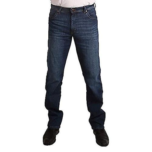 Wrangler Texas Stretch Night Break Jeans Tall
