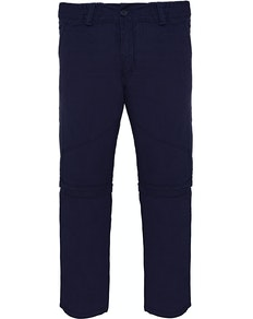 Bigdude Zip Off Walk Pants Navy